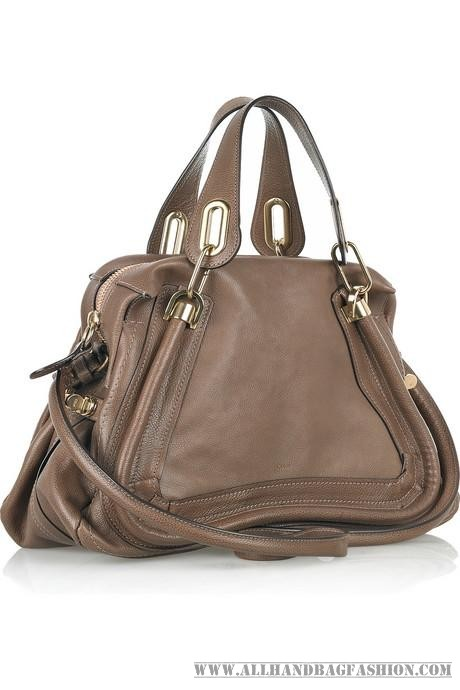 Chloe paraty bag grey |