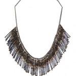Mango Fringed necklace