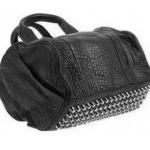 Modemusthaves.com Studded Duffle Bag